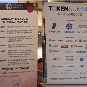 BitSpread attends Consensus and Token Summit in New York
