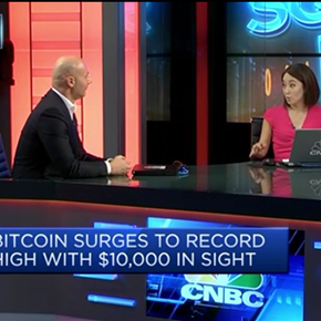 CNBC asks BitSpread for an alternative to mainstream views on bitcoin